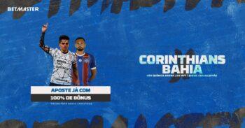 Palpite para o jogo de Corinthians x Bahia