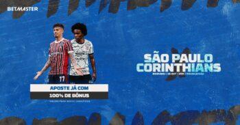 Palpite para o jogo de São Paulo x Corinthians